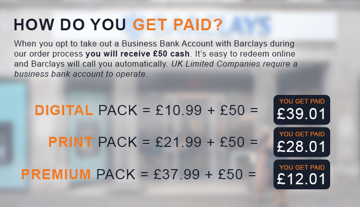 Get paid to register with Barclays